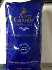 """""""Alto Grande"""" Whole Bean Coffee - 2 lbs SUPER PREMIUM PUERTO RICO COFFEE"""