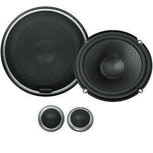 KENWOOD-560W-6-5-034-Performance-Component-Car-Stereo-Speaker-System-KFC-P710PS