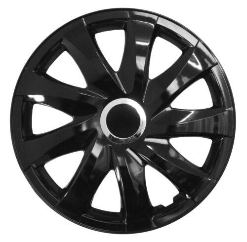 "16/"" COPRICERCHI i copricerchi adatti Vauxhall Vivaro Astra Combo Zafira 16 pollici"