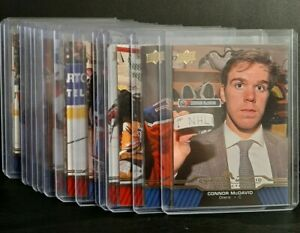 2015-16-Upper-deck-Connor-Mcdavid-Collection-Full-Set