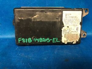 99 01 ford f250 f350 super duty interior fuse box gem module rh ebay com