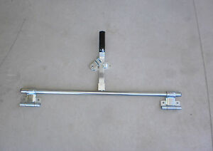 Cam Bar Trailer Latch Lock Handle Door Cambar Cargo