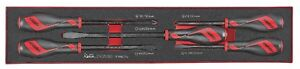 GIFT-IDEA-Teng-Tools-Impact-Head-Screwdriver-Set-Flat-Phillips-5-Piece-Set