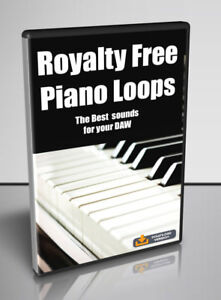 Details about Royalty Free Piano Loops - Download