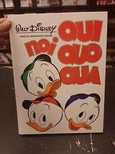 Noi-Qui-Quo-Qua-1978-Mondadori-1-edizione-Disney-buono