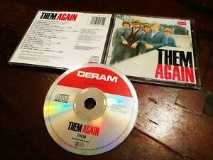 Them-amp-Van-Morrison-Them-Again-Deram-West-Germany-Press-Cd-Ottimo