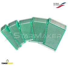 Board Prototyping Pcb Perforated 0 332in Double Face Dimensions Of Choice