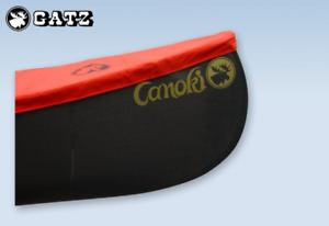 Gatz Kanu Athabasca 470 Persenning mit 2 Luken Spritzverdeck