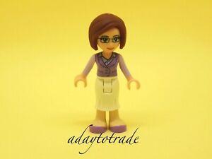 LEGO-Friends-Mini-Figure-Ms-Stevens-41005-FRND044-R162