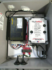 Ritron Teleswitch Ts 142 On Amp Power One Dc Dc Converter For Parts Repair