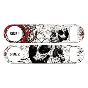 Skull-Chaos-Bartender-Custom-Speed-Bottle-Opener-Bar-Blades-Mambas-Church-Keys