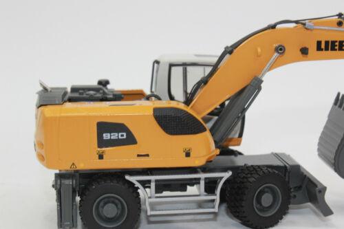 Conrad 2217 Liebherr A920 Nivel III a Excavadoras Móviles 1:50 Nuevo en Embalaje