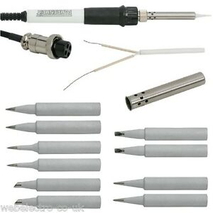 28103-Replacement-Parts-for-Fahrenheit-Analogue-Soldering-Station-28003