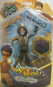 Matt Hatter Chronicles Super Villain Redbeard action figure New
