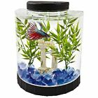 United Pet Group LED Half Moon Betta Kit - 972181 Miscellaneous AQUARIAM
