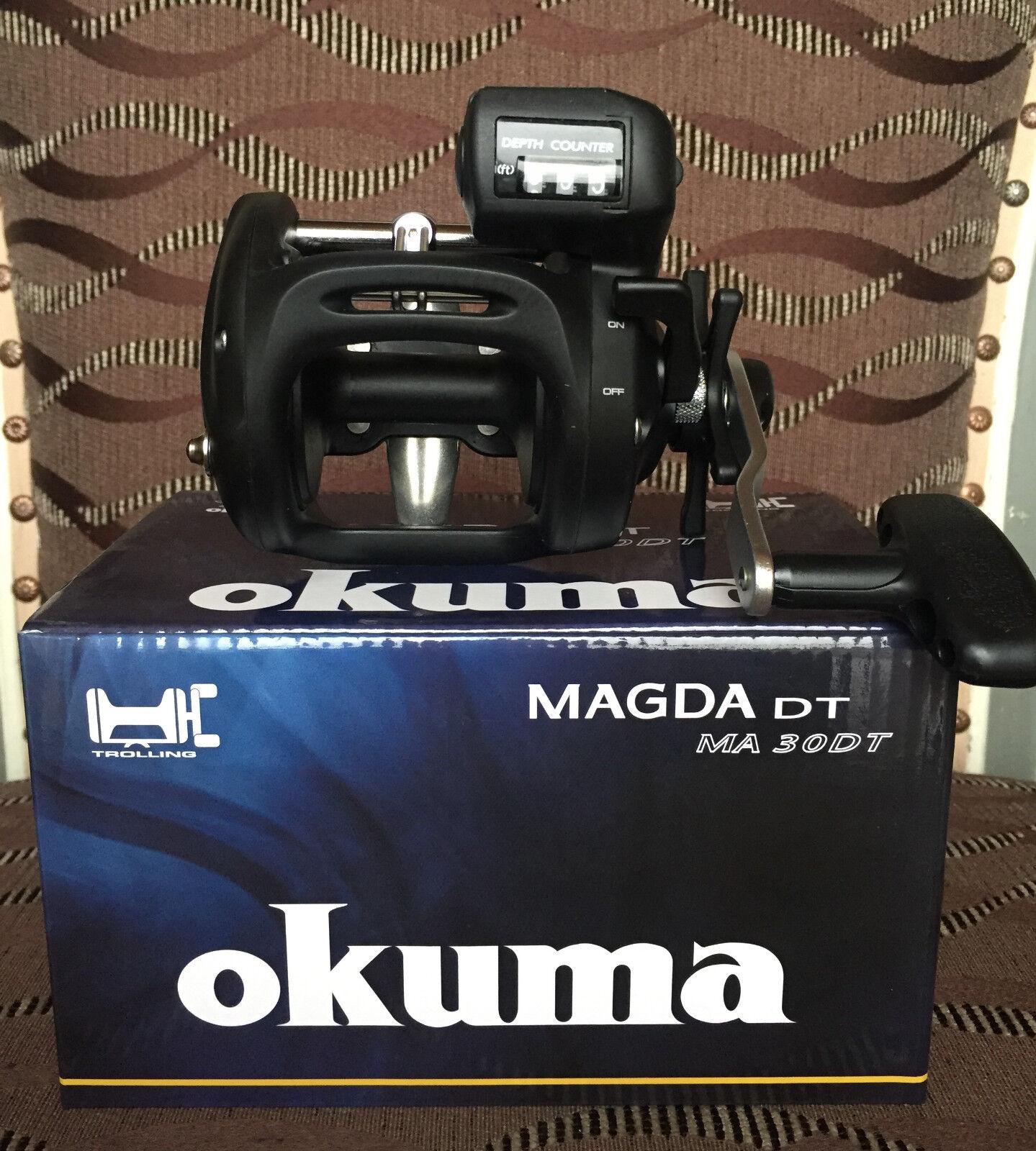Okuma Magda DT ma30dt multi ruolo