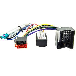 Canbus-Adapter-Kabel-Auto-Radio-Interface-fuer-Seat-Skoda-und-VW-ab-2012-mit-ISO