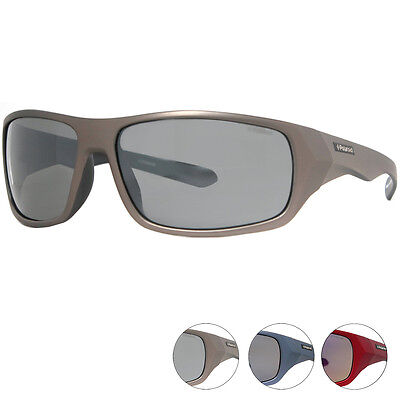 Polaroid 7417/S Polarized Sport Shield Sunglasses