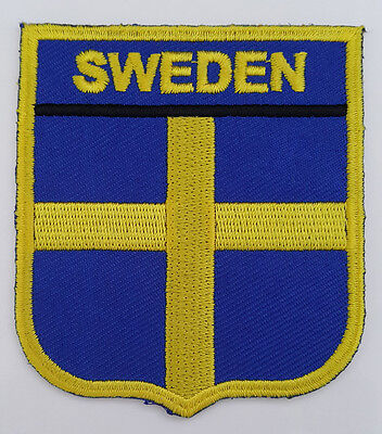 EUROPEAN UNION EUROPE Nation Country Flag Embroidered Sew//Iron On Patch Patches