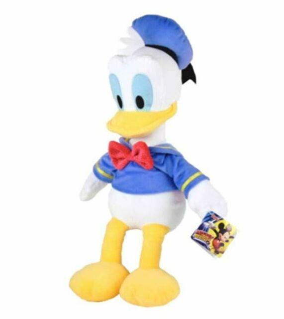 Peluche Paperino Disney Classico originale Donald Duck Ufficiale 25 cm