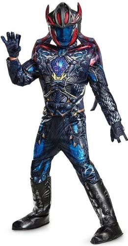 Megazord Prestige Power Rangers Movie Fancy Dress Halloween Deluxe Child Costume