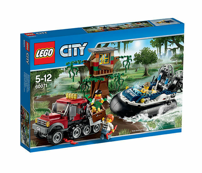 LEGO City City City Verbrecherjagd im LuftkissenStiefel 60071 NEU OVP 879c2c