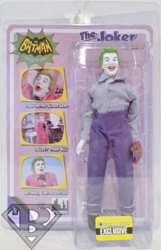 "PRISON SOFTBALL JOKER Batman Classic 1966 TV Series 8/"" Figure EE Exclusive 2015"