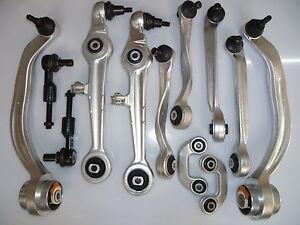 Kit brazos de control de suspensión delantera para Audi A4 B5 1.8 Quattro 2.4 2.8 1.9 2.5 TDI