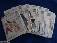 C Mccall's All Patterns Are Size 4-6 (4,5,6) U-pick 26+ Listed 7430 Nip