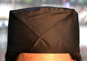 Plain Bandana Biker Durag Pirate Fancy Dress Cycling Catering Hat Cap Unisex