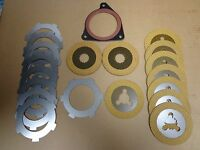 John Deere 70 Pto Clutch Pack Set W/ Drivers