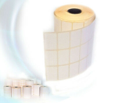 Blank White Self Adhesive Sticky Labels