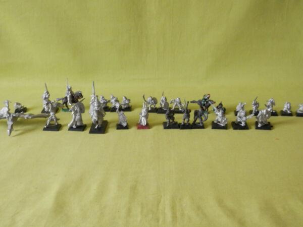 Lotr Citadel 1980s Metallo Modelli - Molti Modelli Da Scegliere Tra