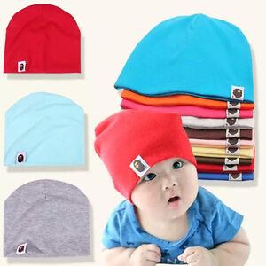 Fashion-Cotton-Beanie-For-New-Born-Baby-Boy-Girl-Kids-Children-Soft-Hat-Cap-New