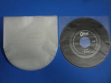 7 single 100 pcs PLASTIC RECORD INNER SLEEVES Made in Japan