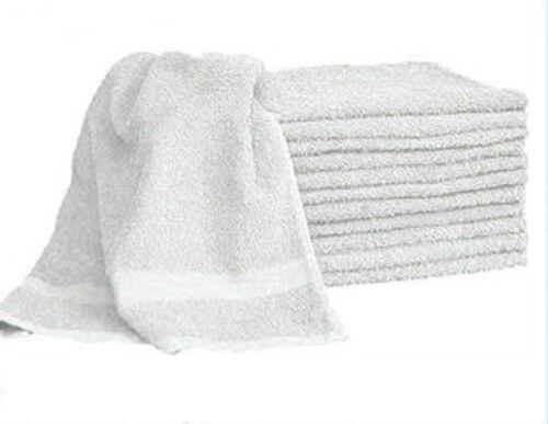 120 cotton economy hand towels utility grade 16x27 10 dozen