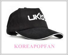U-KISS UKISS KISS ME KPOP BLACK HAT CAP NEW