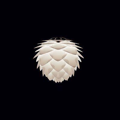 Silvia Mini by Vita Pendant Ceiling & Standing Lamp Shade White