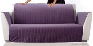 Copridivano 2 posti trapuntato x divano 8 colori caleffi for Divano trapuntato