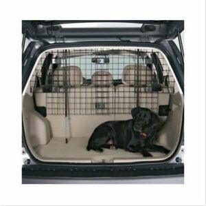 car pet barrier vehicle dog fence cage gate safety mesh net auto travel van suv ebay. Black Bedroom Furniture Sets. Home Design Ideas