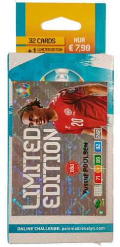 Panini Adrenalyn XL UEFA Euro em 2020 todos para blister elegir Limited Edition