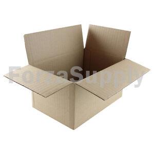 "10 7x5x3 ""EcoSwift"" Brand Cardboard Box Packing Mailing Shipping Corrugated"