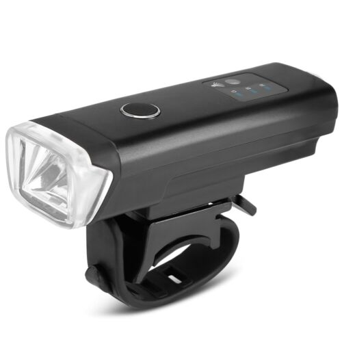 USB Rechargeable XPG LED Bicycle Bike Light Front Cycling Headlamp Waterproof