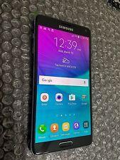 New Samsung Galaxy Note 4 Black N910A N910 LCD Digitizer Adhesive Heavy SBI ~