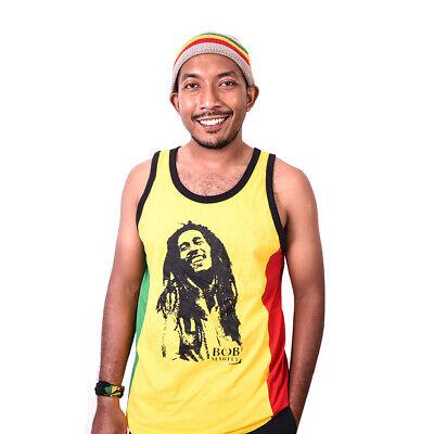 Jah Rastafari Reggae Women/'s Vest Tank Top Rasta Bob Marley