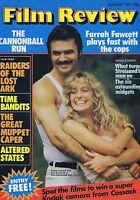 FARRAH FAWCETT / BURT REYNOLDS / TIME BANDITSFilm ReviewAug1981