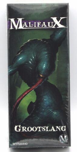 Malifaux 2E WYR20440 Grootslang Neverborn Minion Bayou Beast Wyrd Miniatures NIB