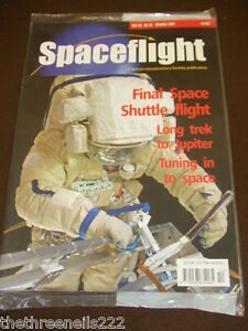 Details about SPACEFLIGHT (BNIP) - FINAL SPACE SHUTTLE FLIGHT - OCT 2011