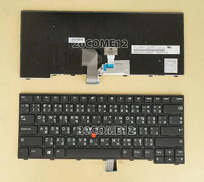 New for Lenovo Thinkpad T470P Keyboard Backlit Thailand THAI /& US