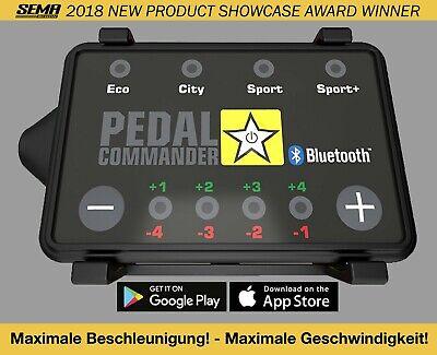 Brillante Pedale Dell'acceleratore Tuning Per Renault Espace-vi Anno Di Costruzione A Partire Dal 2002+ Pedal Commander Bt App-